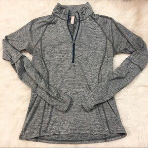 Lucy Women Long Sleeve Quarter-Zip Pullover